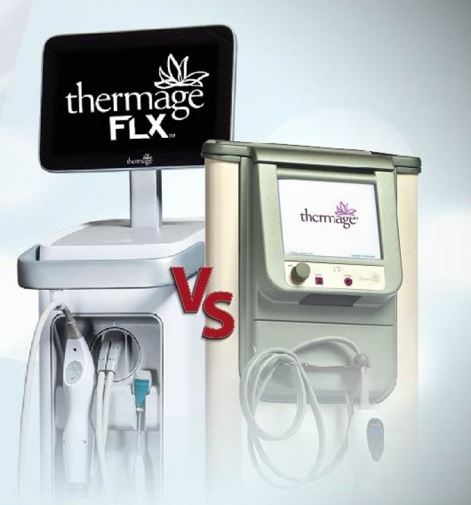 Thermage FLX vs Thermage CPT