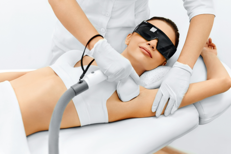 Which to choose? Intense Pulse Light (IPL) or Laser hair removal